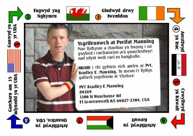 family fund flyer back cymraeg