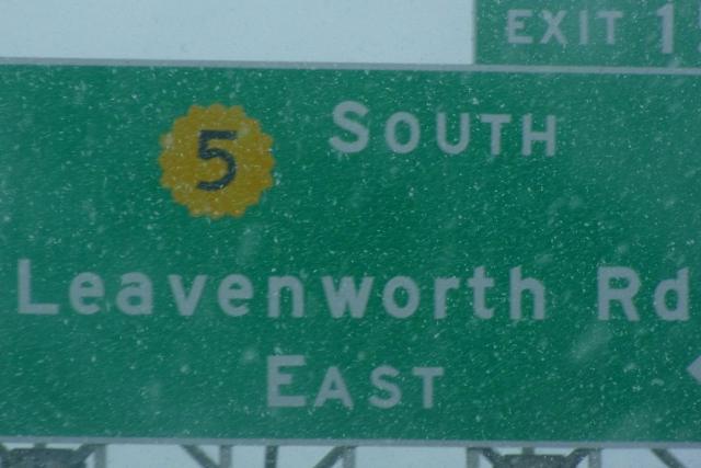 11 leavenworth