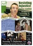 gerry conlon evening poster smaller