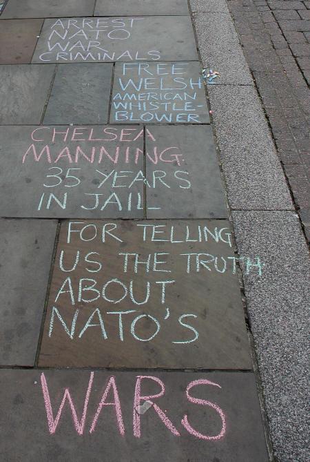 41 arrest NATO war criminals sm